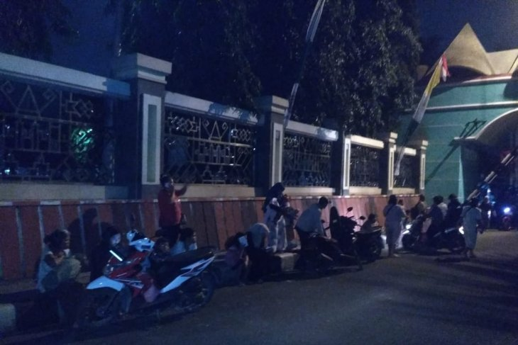 Gempa Bumi di Banten akibat pergerakan Lempeng Indo-Australia