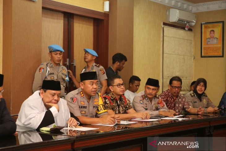 Polres Bogor tegaskan kasus wanita pembawa anjing ke dalam Masjid masih berlanjut