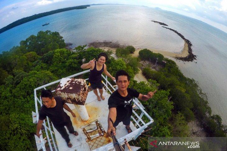 Wisatawan menginap di hotel Bangka Belitung naik 44,84 persen