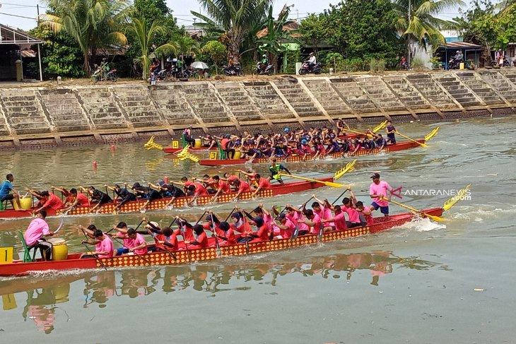 Festival Internasional Dragon Boat  2019 diikuti enam negara