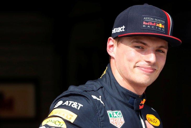 Max Verstappen pole position hanya soal waktu