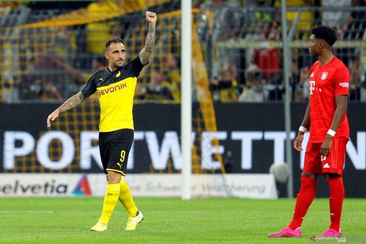 Dortmund juarai Piala Super Jerman setelah kalahkan Bayern Munich 2-0