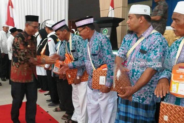 Bupati Nagan Raya minta calhaj doakan Indonesia aman dari  bencana