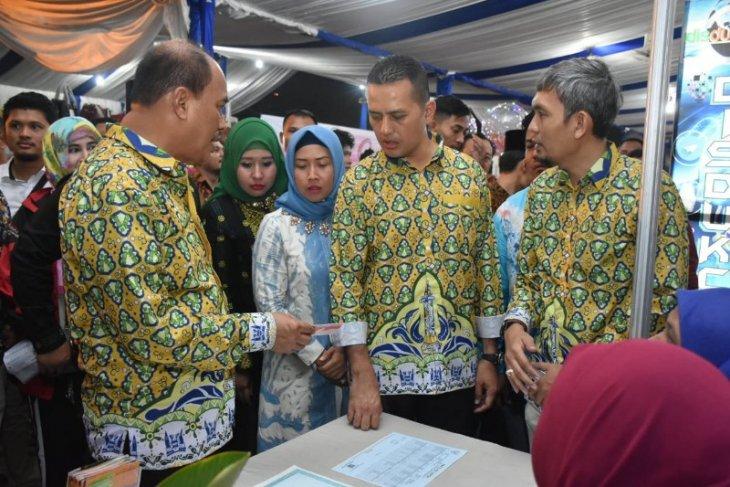 Wakil Gubernur Sumut resmikan Tebing Tinggi Expo 2019