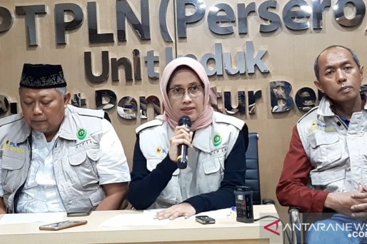 PLN gradually recovers electricity supply