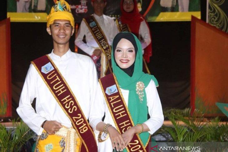 M Amin dan Nadya Putri Utami juarai Utuh Aluh HSS 2019