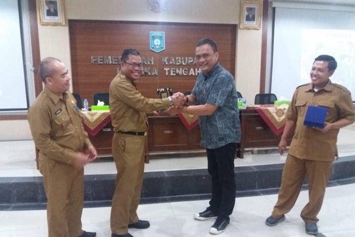 DPRD Batang pelajari Program Nirwasita Tantra Bangka Tengah