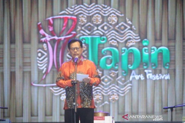 Tapin Art Festival menjadi City Brending Tapin