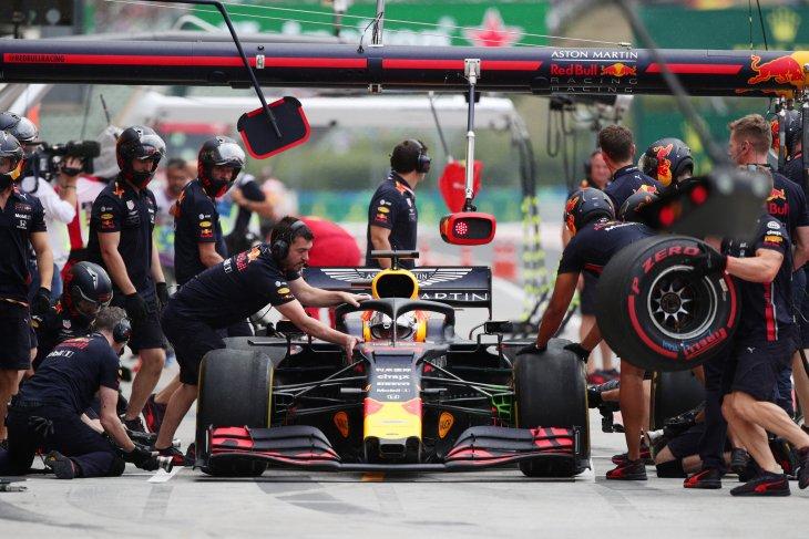 Verstappen akui finis runner-up sudah maksimal