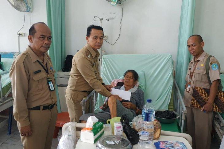 Wabup Bangka, Syahbudin salurkan bantuan program