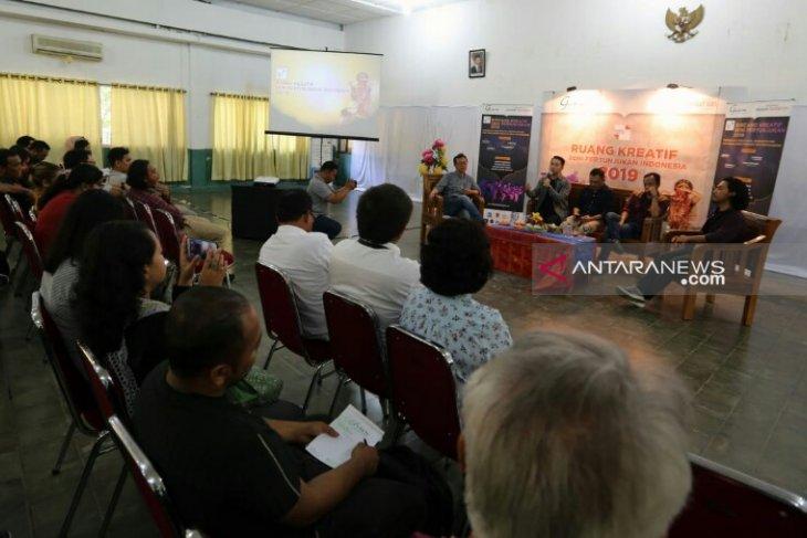 Roadshow bincang kreatif seni pertunjukan 2019 digelar di Medan