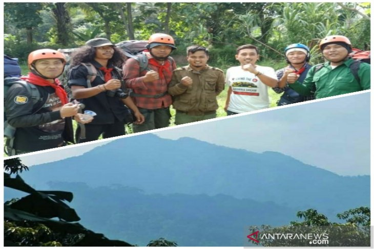 KPA Forester buka kembali jalur pendakian jelajah Merah Putih Gunung Gon-gonan