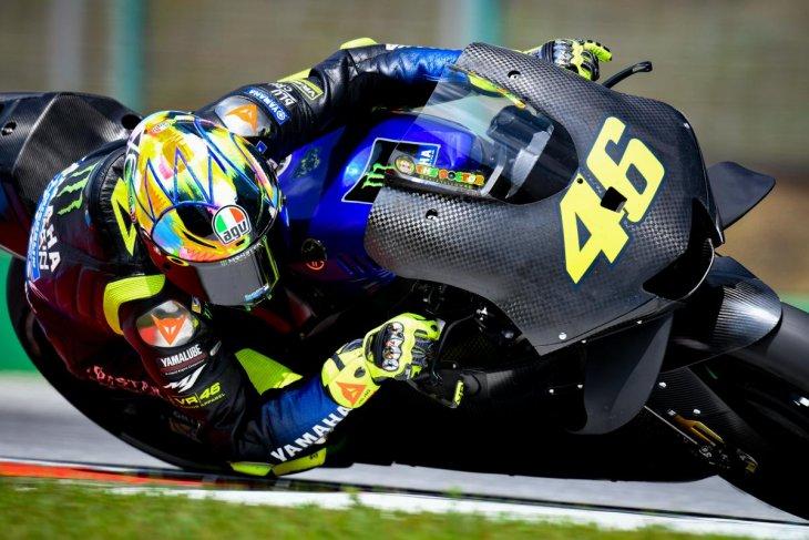 Rossi ungkap kesan pertamanya