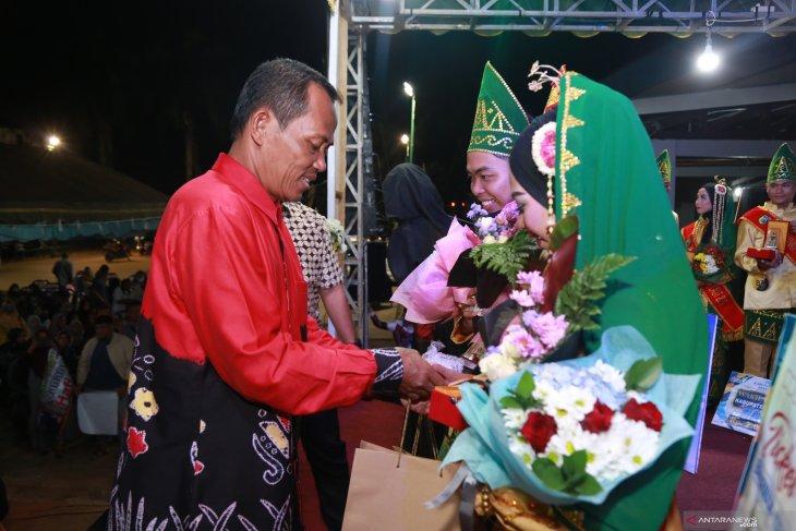 Hafiz-Puspita Nanang Galuh Banjar Tanah Laut 2019