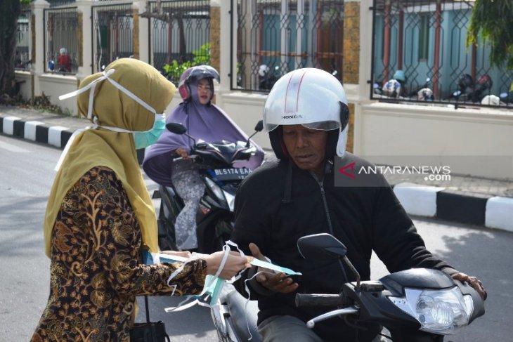 Dinkes Aceh Barat siapkan 10.000 masker untuk warga hindari kabut  asap
