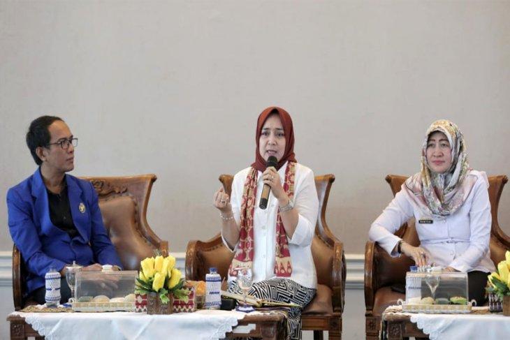Dekranasda Lampung Dongkrak Popularitas Batik Sembagi Ikon Khas Kebanggaan Masyarakat