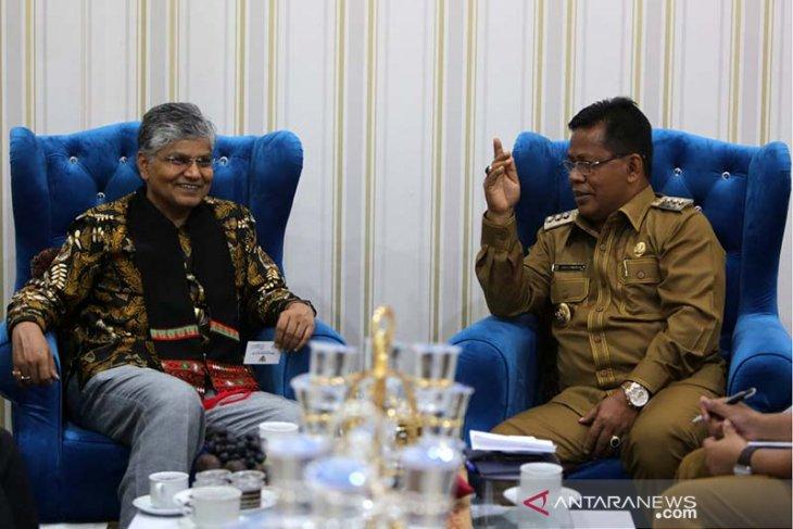 Wali Kota sambut Dubes Pradeep Kumar Rawat, Banda Aceh dan India jajaki Kerjasama