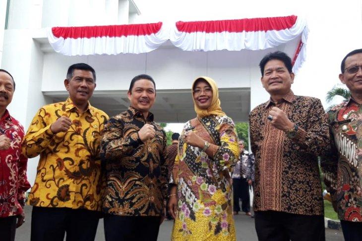 Bupati Citra sampaikan empat arahan Presiden terkait penanganan karhutla