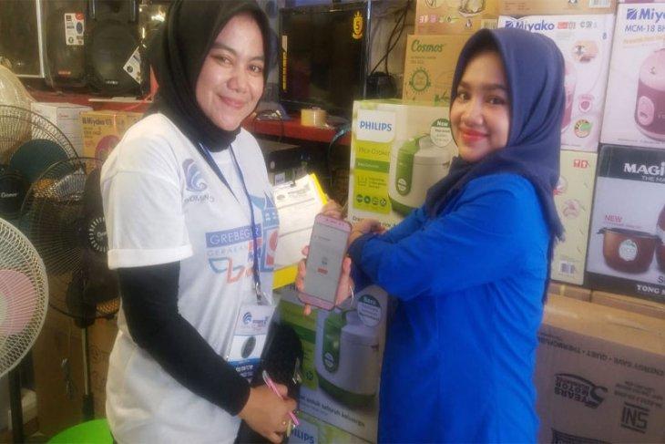 Grebeg Pasar UMKM Go Online Kominfo Jaring 2.000 UMKM Kota Padang Jadi Pedagang Online di Marketplace