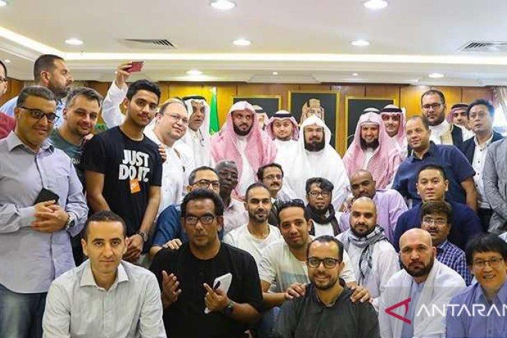 Presiden Dua Masjid Suci: Haji bukan untuk dipolitisasi