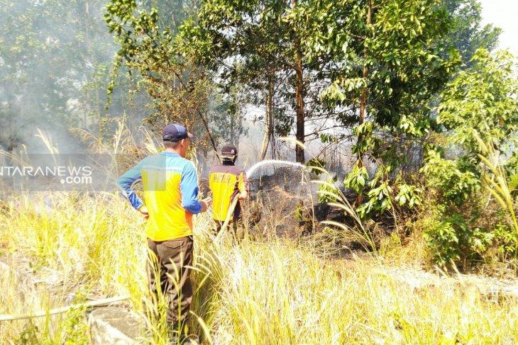 Empat lokasi rawan kebakaran di Kabupaten Paser