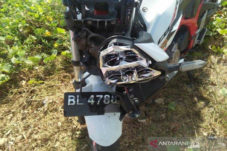 Ditabrak CB150R, seorang penumpang vario meninggal di tempat