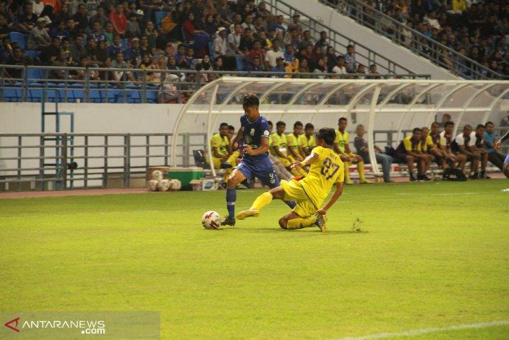 Persiba Balikpapan kalah 1-0 di Madura