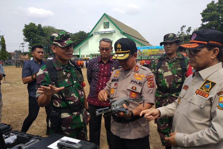 Gubernur Jambi: luas lahan terbakar 247,21 hektare
