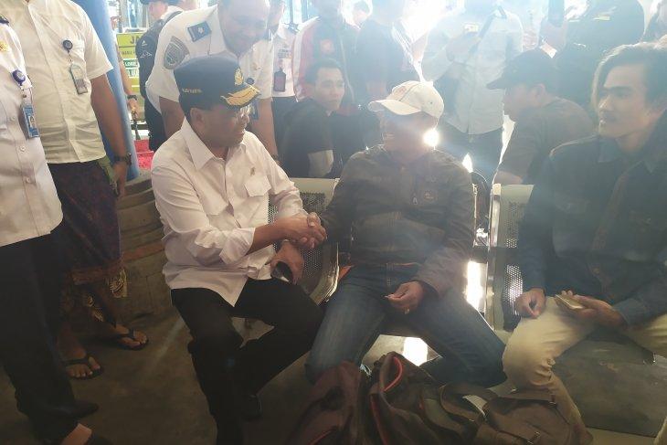 Menhub: pemerintah subsidi Rp5 miliar transportasi di Bali