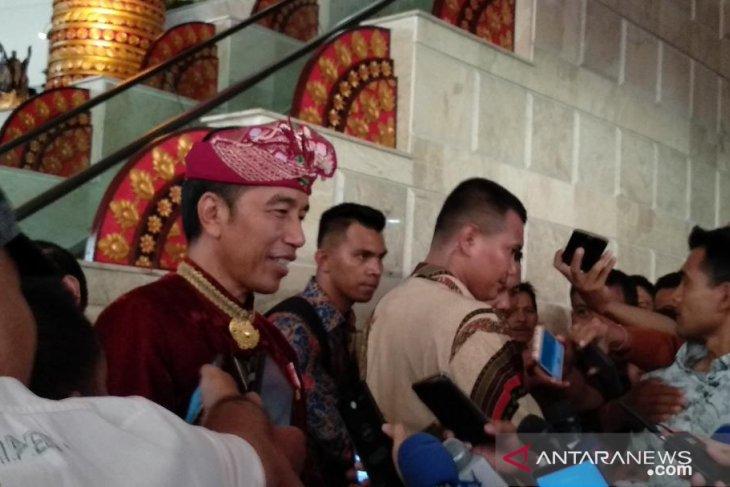 Presiden Joko Widodo pastikan Bali dapat jatah menteri