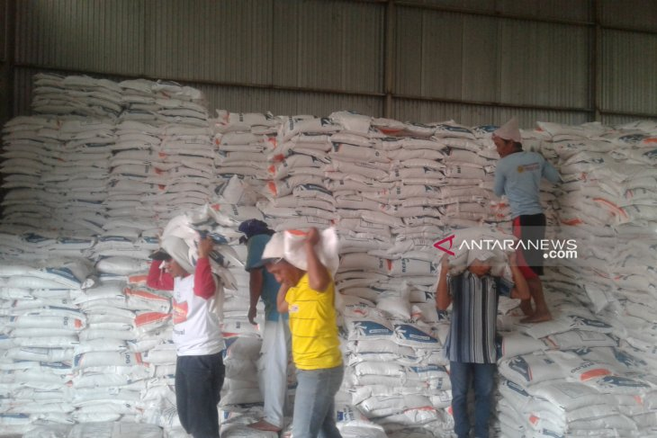 Stok beras Bulog Rejang Lebong 1.000 ton