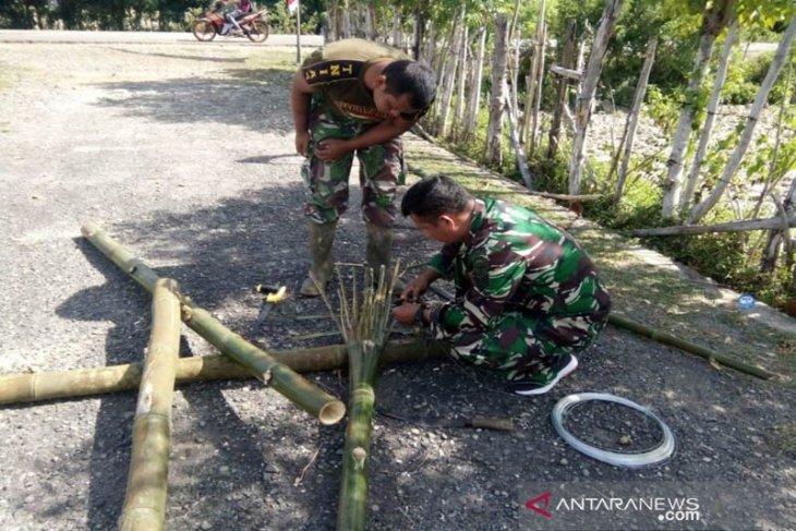 Kodim Aceh Jaya ciptakan alat padamkan Karhutla