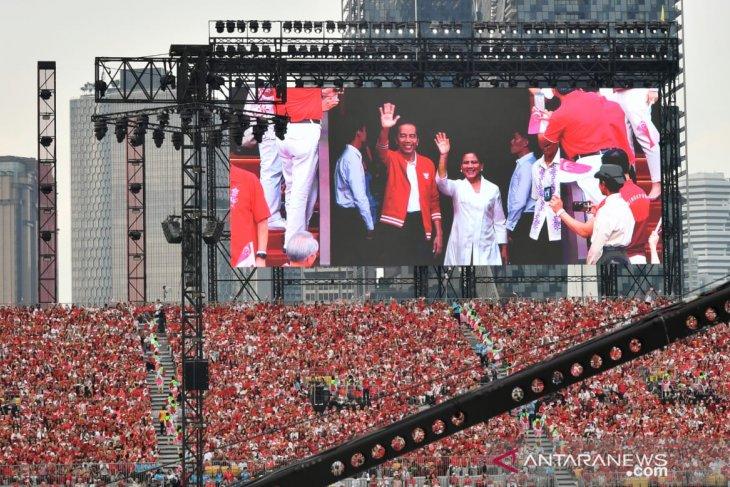 Presiden Joko Widodo hadiri perayaan Hari Nasional Singapura