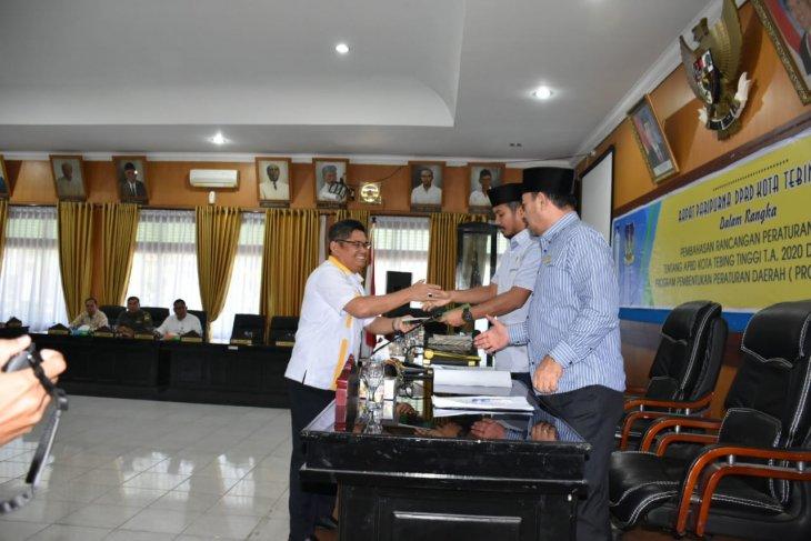 DPRD Tebing Tinggi lanjutkan pembahasan nota APBD