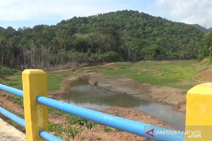 PDAM Kotabaru gilir distribusi air