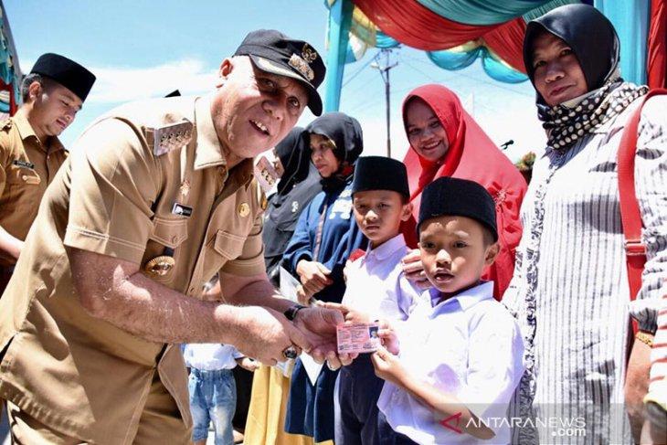 Bupati Aceh Tengah luncurkan KIA