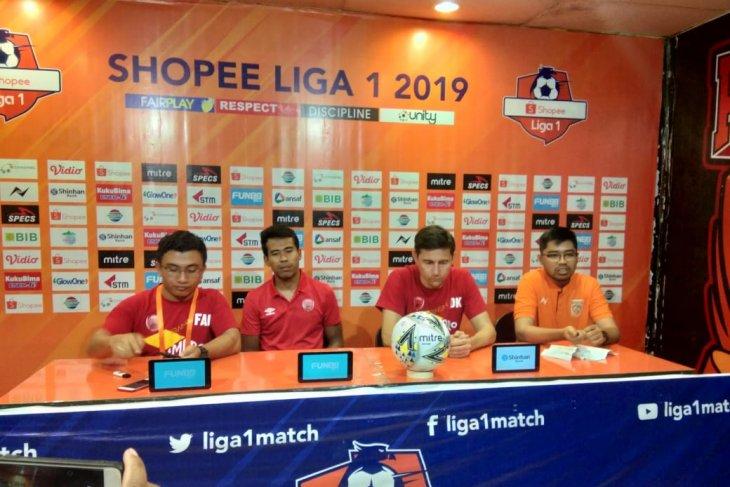 Pelatih PSM Makassar akui pemain kurang konsentrasi