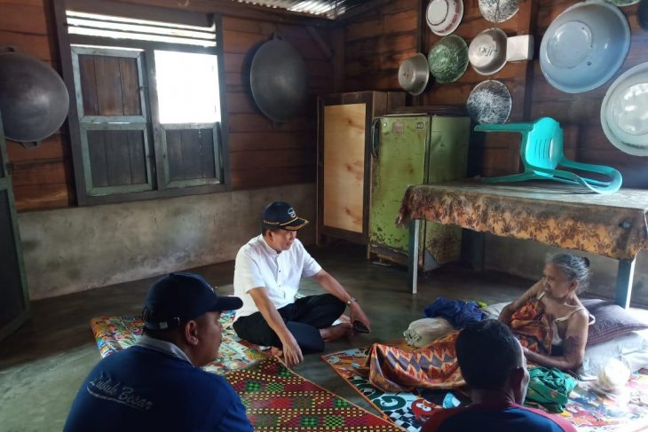Pemkab Bangka Tengah buka pelayanan terpadu di Desa Batu Beriga