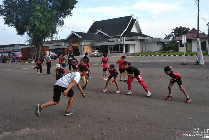 Atlet Jambi rebut perak di Piala Surono