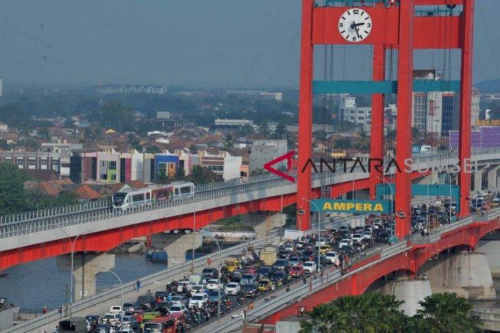 Sebagian besar wisata Palembang belum dikembangkan