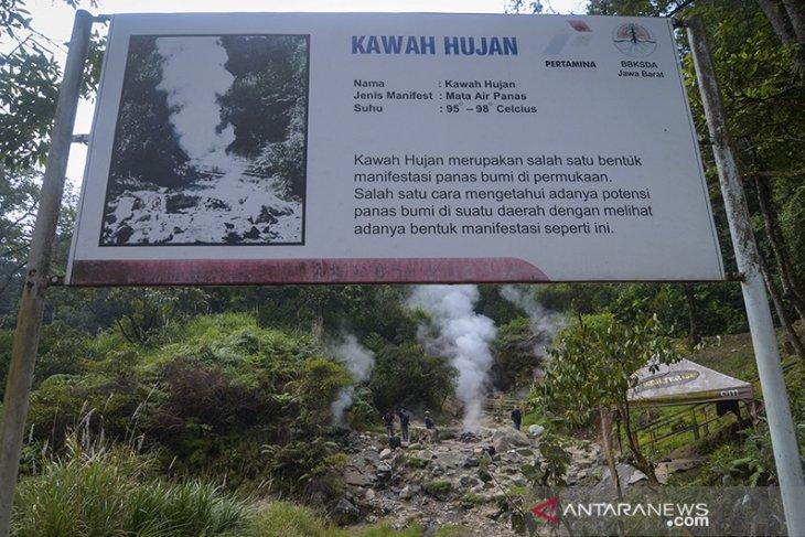 Wisata Kawah Kamojang