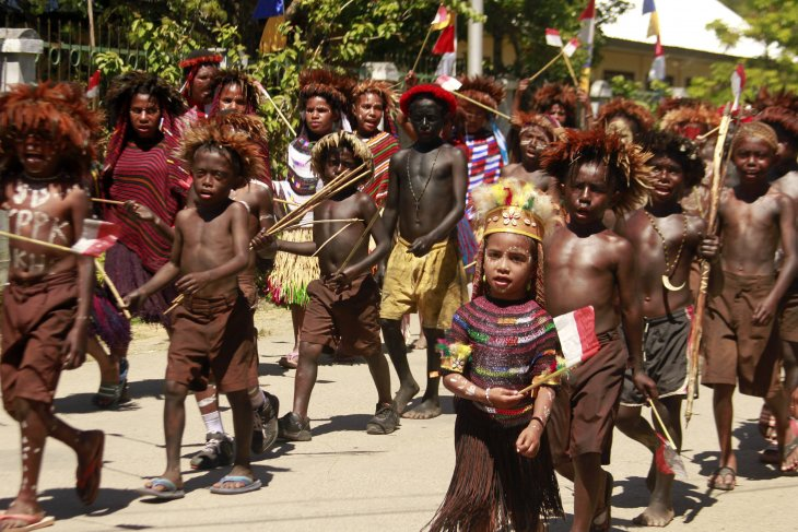 Ensuring  RI's Independence Day celebrations run peacefully in Papua