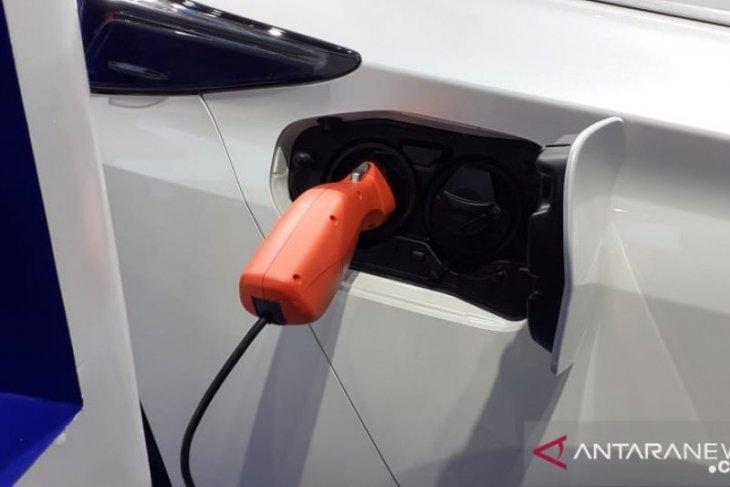 Menindaklanjuti Perpres mobil listrik
