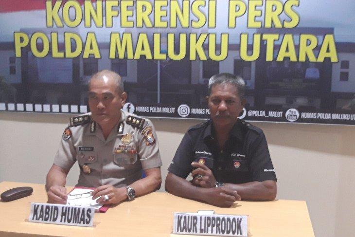 Polda Malut  158 orang terjaring operasi pekat