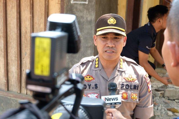 Warga Pandeglang ditangkap polisi, karena gunakan sabu