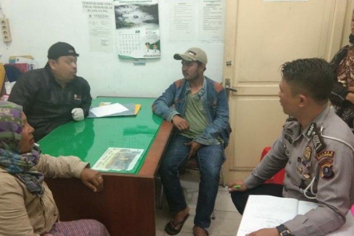 Pengendara tewas tanpa identitas itu ternyata warga Kabupaten Karo