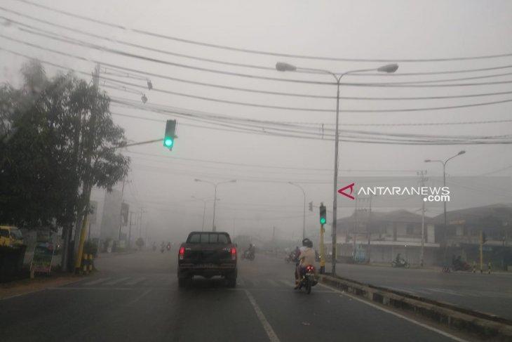 Pontianak liburkan aktivitas belajar TK-SD dampak kabut asap