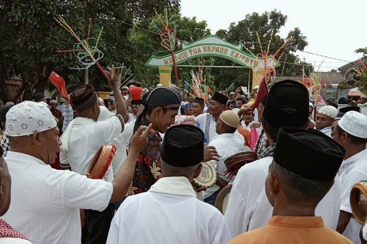 umat Muslim Kaitetu  gelar ritual tradisi berkurban
