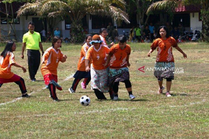 Wabup Tapteng buka pertandingan olahraga antar OPD