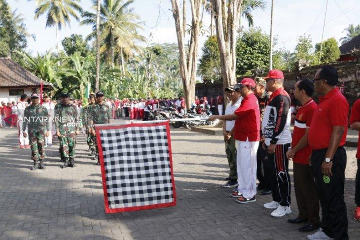 Bupati Bangli minta generasi muda tidak lupa sejarah